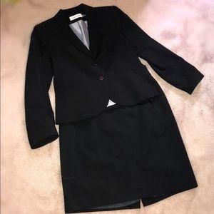 Calvin Klein suit jacket, 8P